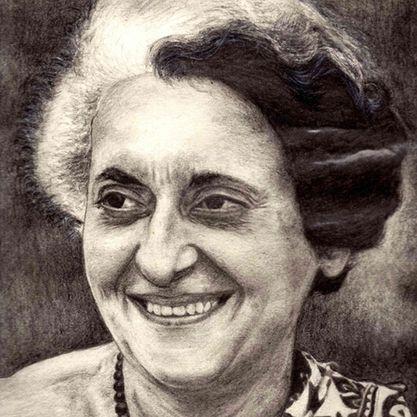 Indira Gandhi Biography | Indira Gandhi's Life Introduction
