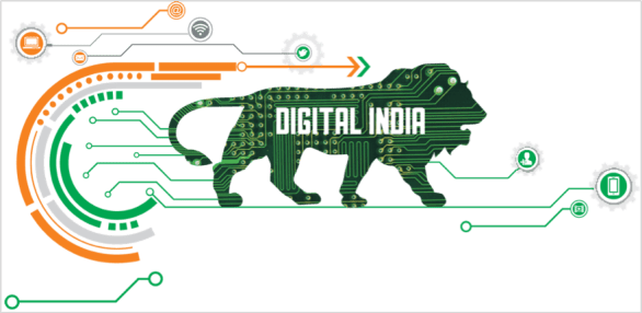 Eassy On Digital India in Hindi
