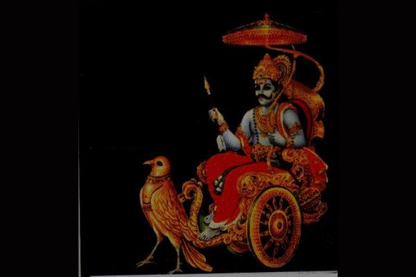 Shri Shani Chalisa