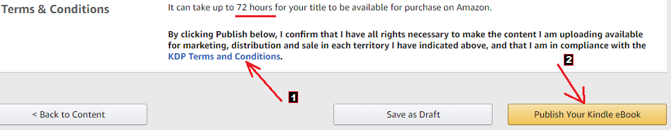Amazon eBook Publish24
