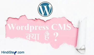 Wordpress CMS2