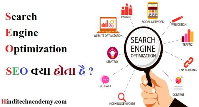a2679ff6001 What is SEO in hindi - SEO क्या हैं   - Hindi Tech Academy
