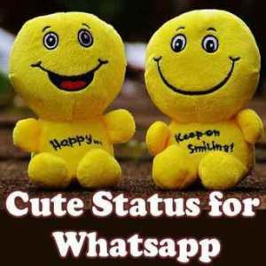 450+ Top Cute Status For Whatsapp