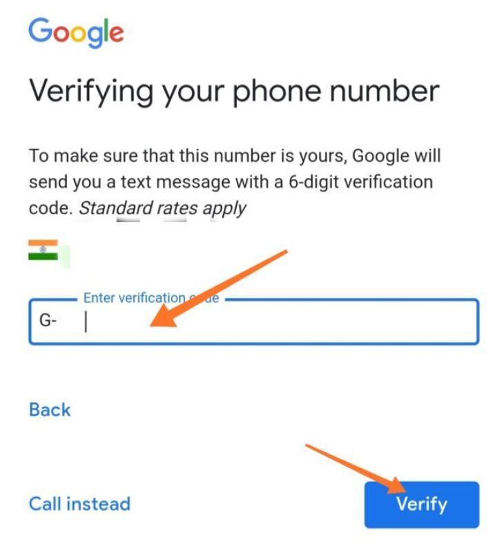 How to create email Id in hindi