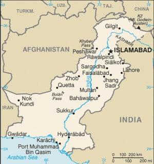 पाकिस्तान की जनसंख्या pakistan ki jansankhya