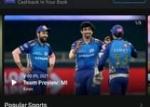 IPL 2021 Live Match कैसे देखे: Top Free Streaming Apps & Website