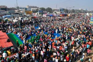 Read more about the article किसान आंदोलन : VVIP आंदोलन पर हो रहा राजनीतिक कब्जा!