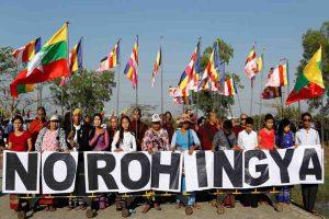 Read more about the article भारत के लिए खतरा रोहिंग्या मुसलमान