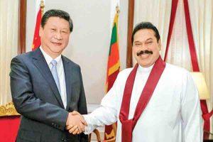Read more about the article चीन के मकड़जाल में फंसता श्रीलंका
