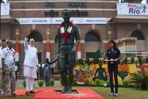 Read more about the article राजीव गांधी खेल रत्न पुरस्कार हुआ मेजर ध्यानचंद खेल रत्न पुरस्कार