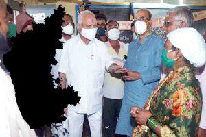 कर्नाटक में कोरोना से  बचाव के उपाय तेज