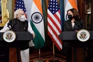 Read more about the article भारत-अमेरिका बैठक में पहली बार हुआ यह काम!