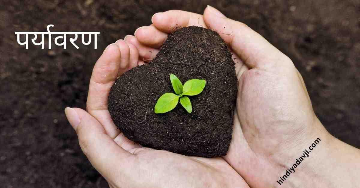पर्यावरण-पर-निबंध