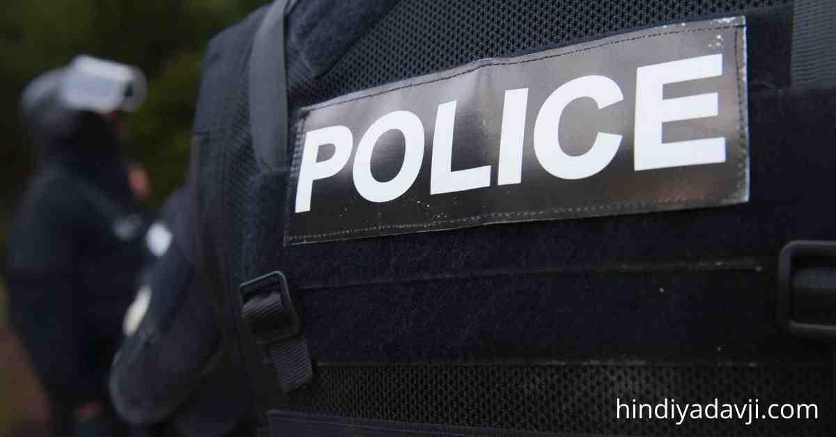 police-full-form
