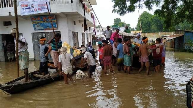 गंगा ने बढ़ाई उत्तर प्रदेश की मुसीबत, डूब सकते हैं ये गांव