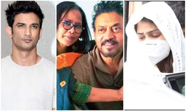 इरफ़ान खान की पत्नी ने सुशांत सिंह राजपूत मामले में तोड़ी चुप्पी, रिया चक्रवर्ती के लिए कही ये बात