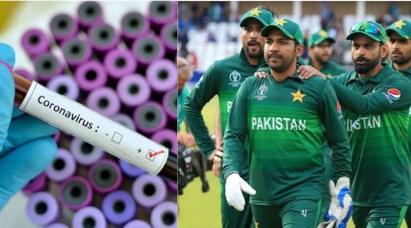 इंग्लैंड दौरे के लिए चुने गये 10 पाकिस्तानी खिलाड़ी निकले कोरोना पॉजिटिव, मचा हड़कम्प