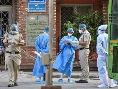 देश में जारी है कोरोनावायरस का तांडव, दुनिया में हर 18 सेकेंड में हो रही एक मौत