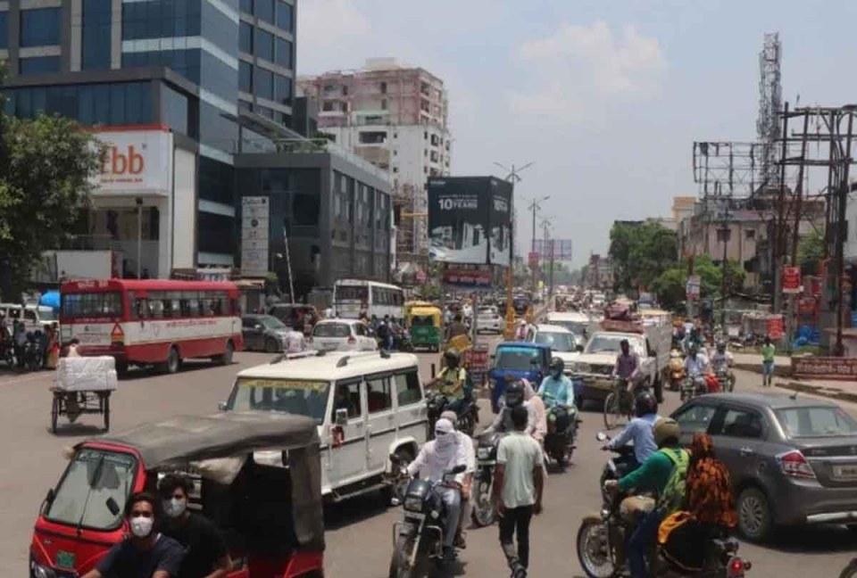 गोरखपुर के इन 4 थाना क्षेत्रो में आज से लॉकडाउन, गृह नगर को लेकर मुख्यमंत्री हैं सख्त