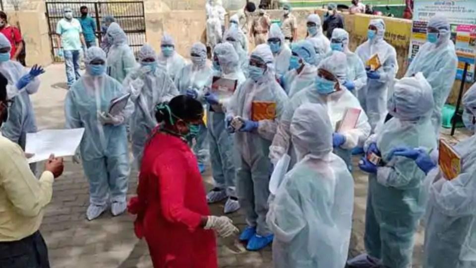 भारत में बेकाबू हुआ कोरोना, पिछले 24 घंटों में 38 हजार से ज्यादा केस आए सामने