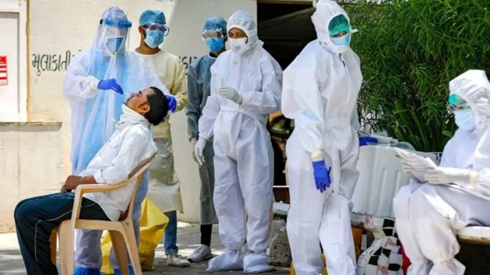 कोरोनावायरस के एक दिन में आए सबसे ज्यादा मामले, 11 सौ से ज्यादा लोगों की हुई मौत