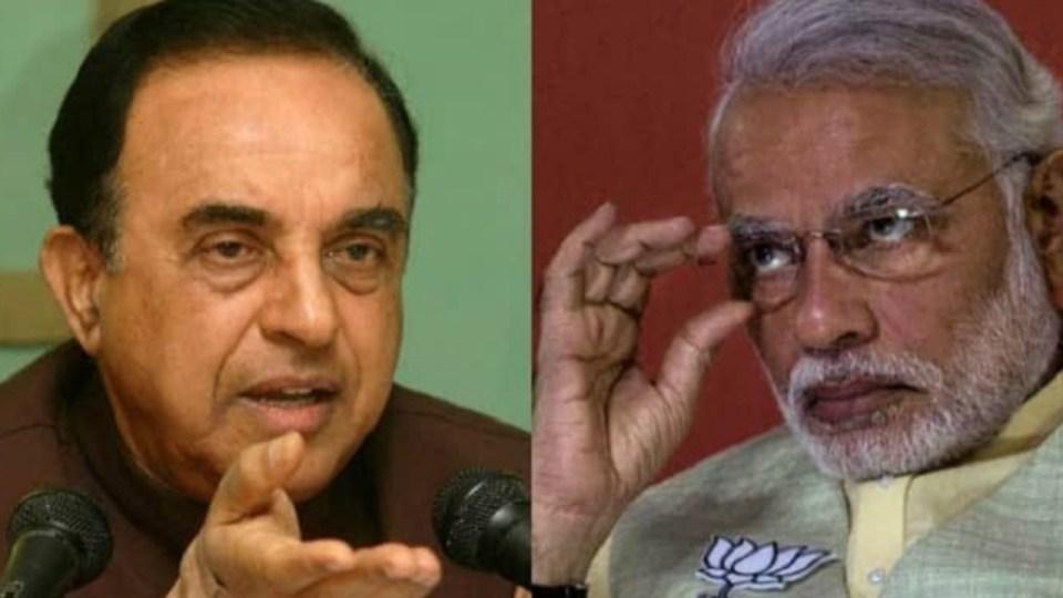 सुब्रमण्यम स्वामी ने दिया डरावना बयान, बद-से-बदतर हो सकती है भारत की अर्थव्यवस्था