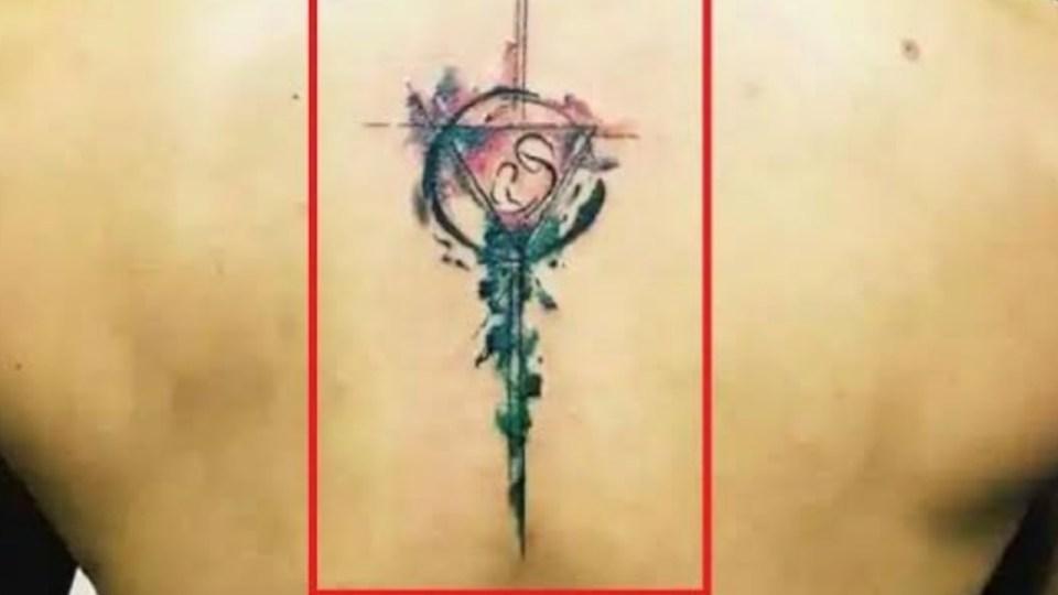सुशांत सिंह राजपूत की पीठ पर बने टैटू में छुपा था एक खास मैसेज, मौत के बाद उठा इस राज से पर्दा