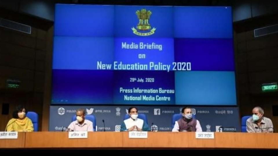 मोदी सरकार ने लगाई नई शिक्षा नीति पर मुहर, बदल जाएगा पढ़ाई का अंदाज
