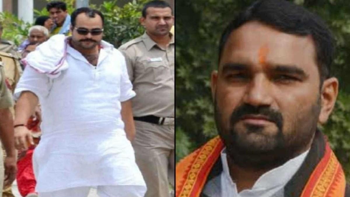 सुनील राठी से डरे हुए हैं बीजेपी विधायक, बताया विकास दुबे से खतरनाक