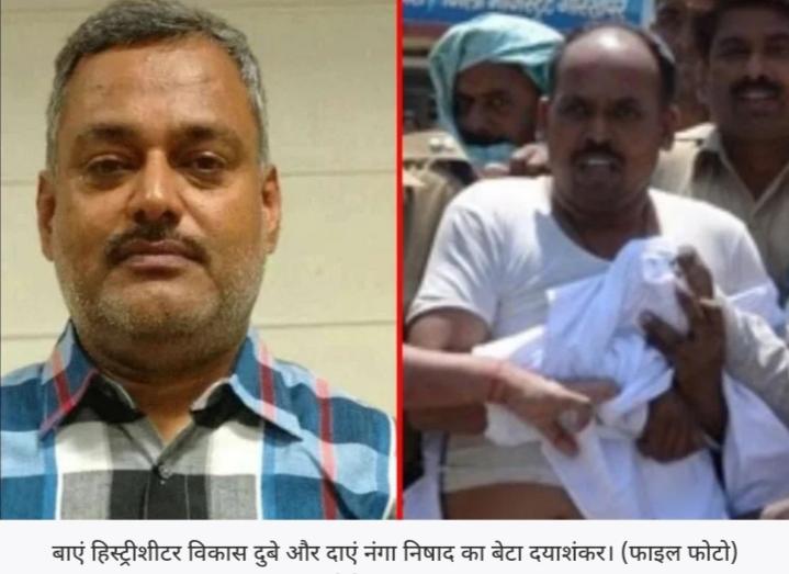 उत्तर प्रदेश: गोरखपुर में भी दबंग हिस्ट्रीशीटर ने पुलिस वालों को दिनदहाड़े मारा, छीन ली बंदूके