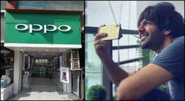 देशहित में बॉलीवुड अभिनेता कार्तिक आर्यन ने तोड़ा चाइनीज मोबाइल ब्रांड Oppo से नाता