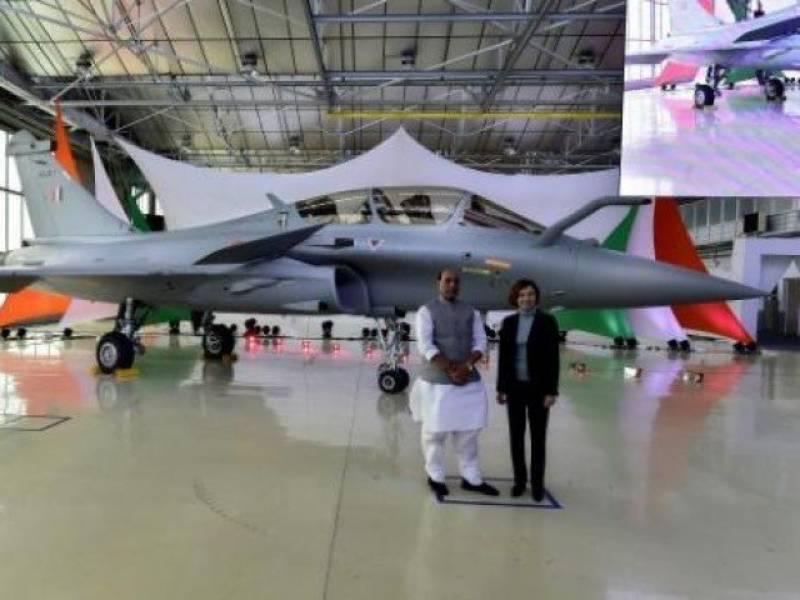 भारतीय वायुसेना का इंतजार खत्म दुबई पहुंच चुके हैं राफेल, अगले हफ्ते चीन और पाकिस्तान को देंगे टक्कर