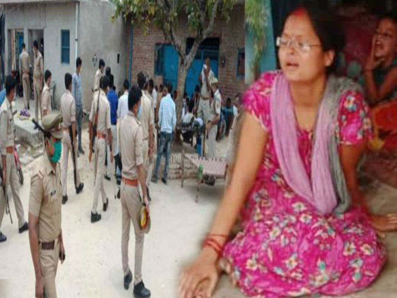 कानपुर एनकाउंटर: सिम चबा गई शातिर महिला मनु बाजपेई के दो और ऑडियो वायरल