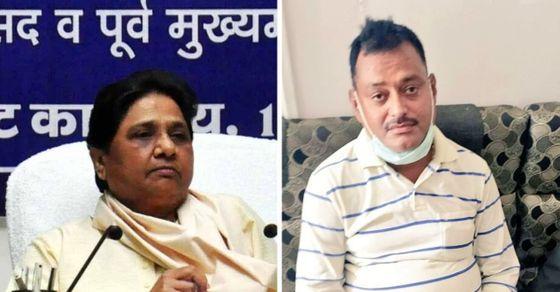 मायावती ने खेला विकास दुबे एनकाउंटर पर ब्राह्मण कार्ड, कहा- ब्राह्मण समाज खुद को भयभीत और असुरक्षित महसूस कर रहा है