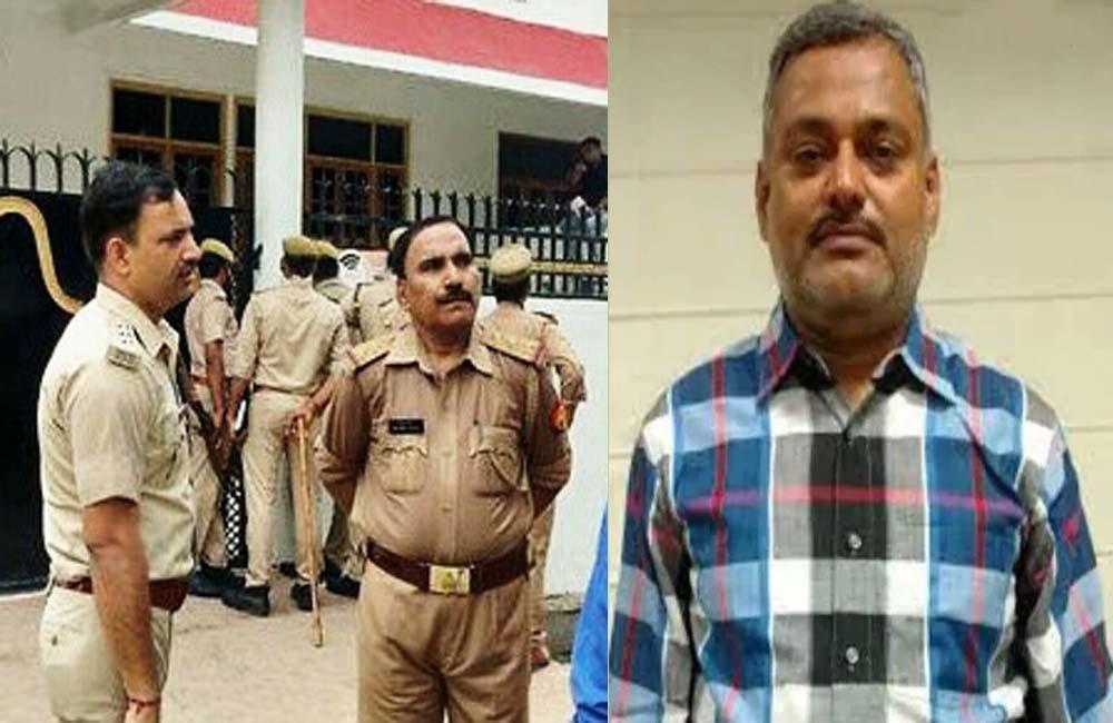 उत्तर प्रदेश पुलिस ने विकास दुबे के बहनोई से की घंटो पूछताछ, अब लखनऊ का घर गिराने की तैयारी