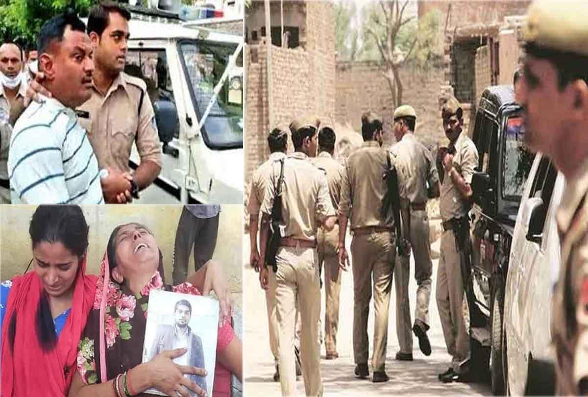 12 दिन में विकास को ढूढ़ एनकाउंटर करने वाली पुलिस अब तक संजीत की लाश तक नहीं ढूढ़ पाई