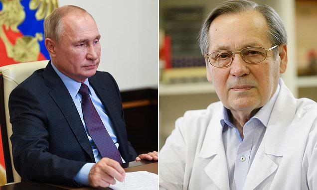 रूस के टॉप डॉक्टर ने कोरोना वैक्सीन बनाने में नियमों के उलंघन की वजह से दिया इस्तीफ़ा