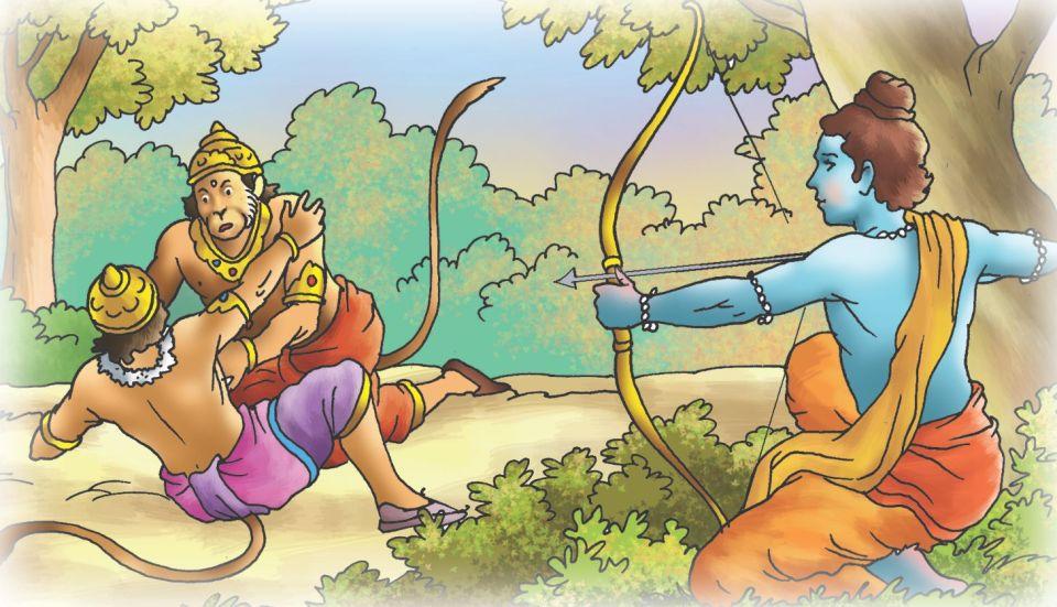 भगवान श्रीराम को एक अप्सरा ने दिया था ऐसा श्राप जो बना मृत्यु का कारण