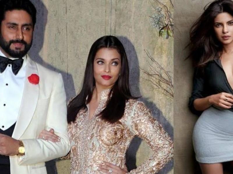 ऐश्वर्या राय इस वजह से नहीं चाहती थी प्रियंका चोपड़ा के साथ फिल्म करें अभिषेक बच्चन