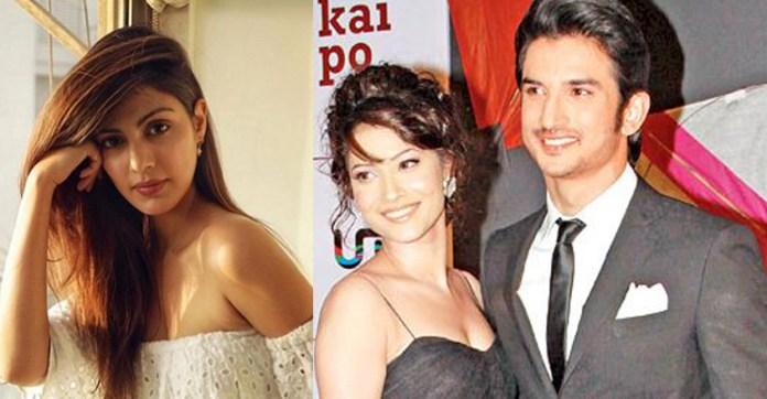 सुशांत के ही घर में अपने बॉयफ्रेंड के साथ जबरदस्ती रहती थी अंकिता : रिया चक्रवर्ती