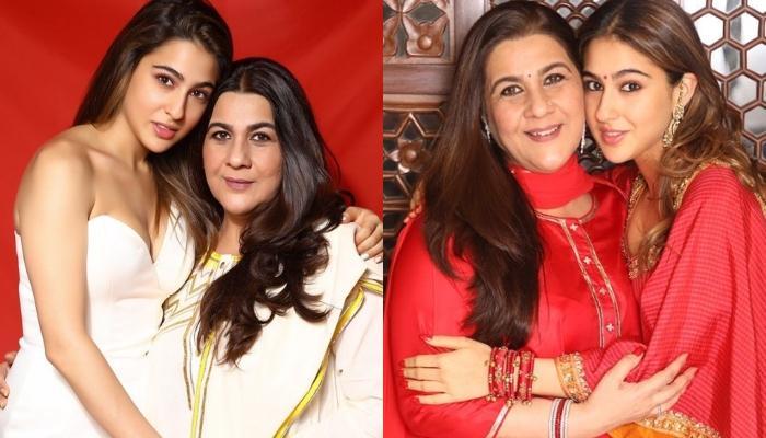 अमृता सिंह नहीं करेंगी अपनी बेटी के साथ कोई फिल्म, सारा अली खान ने बताई वजह