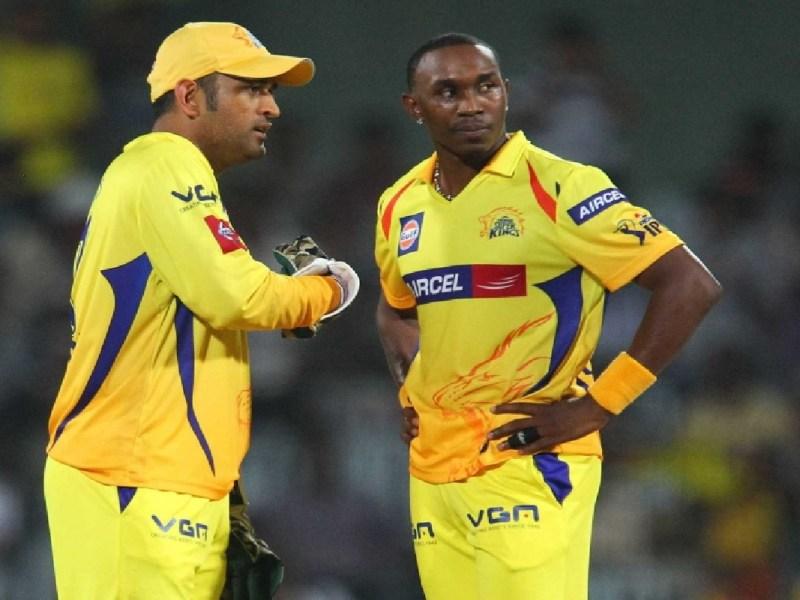ड्वेन ब्रावो ने बताया धोनी के बाद कौन होगा चेन्नई का अगला कप्तान
