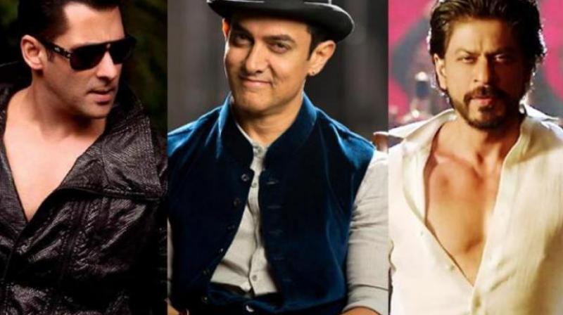 सलमान, शाहरुख और आमिर खान के साथ काम नहीं करना चाहती हैं ये बॉलीवुड एक्ट्रेस