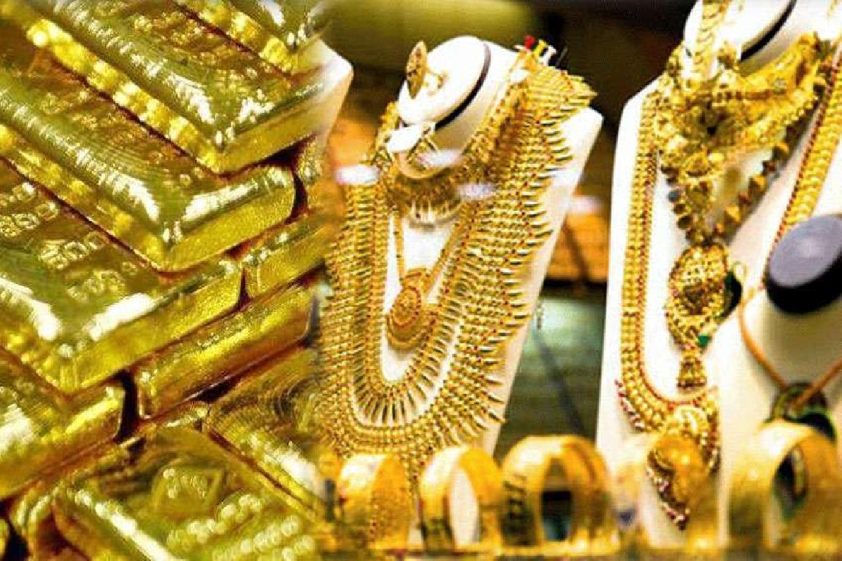 Gold Price : 5000 सस्ता हुआ सोने का भाव, आज इतने रूपये में मिलेगा 1 तोला