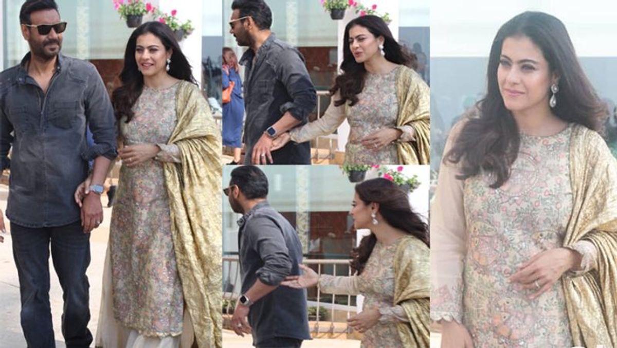 पहली मुलाकात में ही काजोल और अजय देवगन के बीच हुआ कुछ ऐसा दोबारा नहीं चाहते थे मिलना