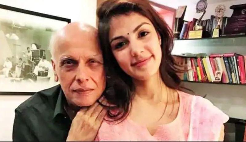 रिया और महेश भट्ट की वॉट्सऐप चैट से खुला सुशांत से ब्रेकअप का राज