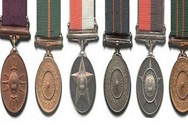 आज इन्हें दिया जाएगा वीरता पुरस्कार,जम्मू कश्मीर और यूपी पुलिस टॉप 3 में