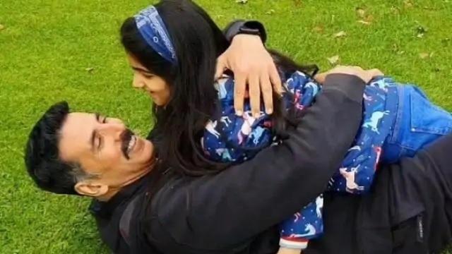 बेटी नितारा के बर्थडे पर अक्षय कुमार ने किया इमोशनल पोस्ट