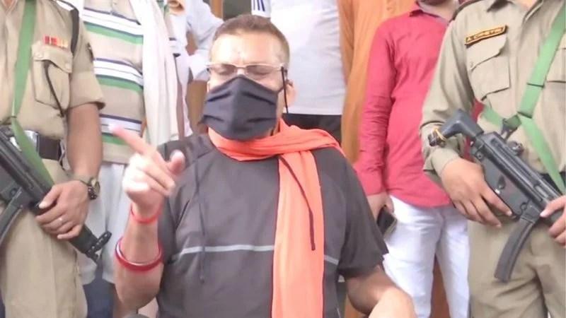 रिया को औकात दिखाने वाले गुप्तेश्वर पांडेय ने कहा Vrs का सुशांत केस से कोई लेनादेना नहीं