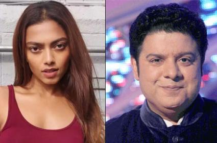 साजिद खान पर इस अभिनेत्री ने लगाया यौन उत्पीड़न का आरोप